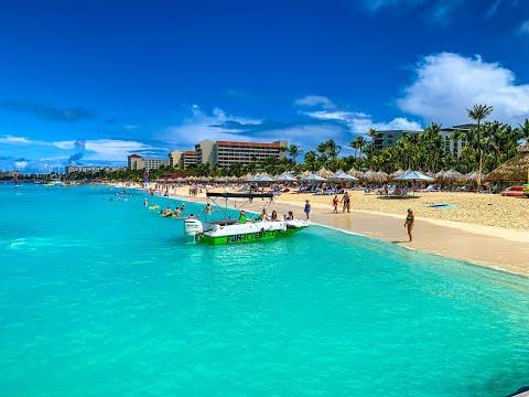 Riu Palace Aruba & Riu Palace Antillas, Aruba 4K60FPS