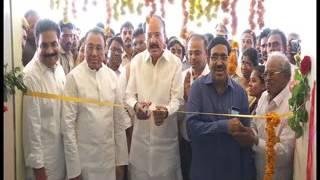 kv nellore inauguration of permanent building on 15 04 2016