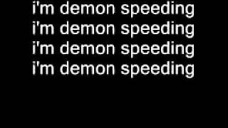 Rob-zombie-Demon-Speeding-(lyrics)
