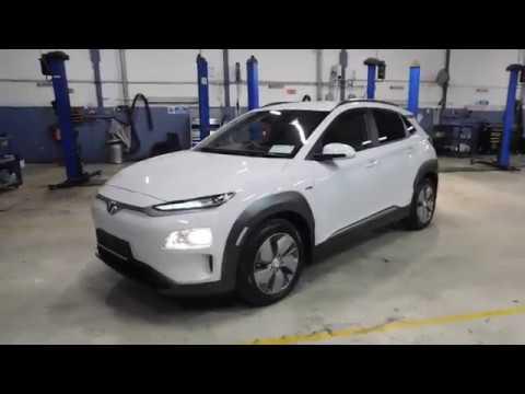2020 Hyundai Kona EV -- Brian Doolan at Fitzpatrick's Garage Kildare