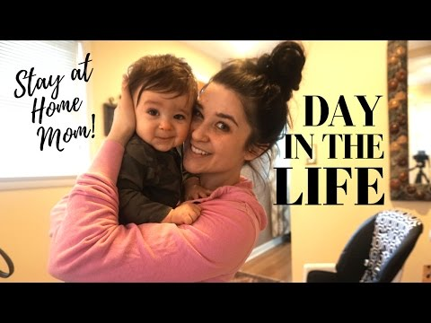 DAY IN THE LIFE! | STAY AT HOME MOM | DITL