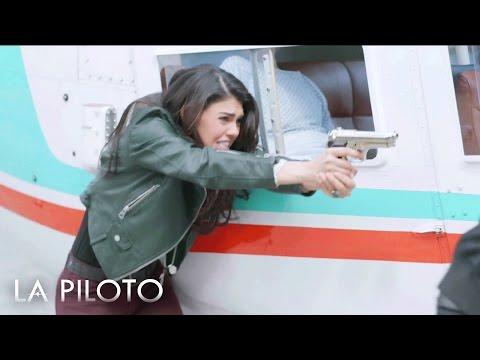 La piloto | Yolanda saca del hospital a su tía Rosalba en helicóptero