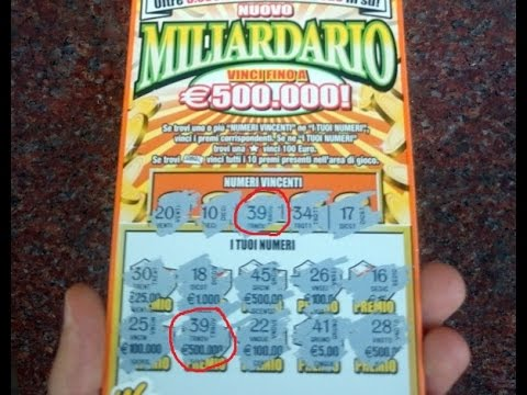 Gratta e vinci da 20 euro trucchi