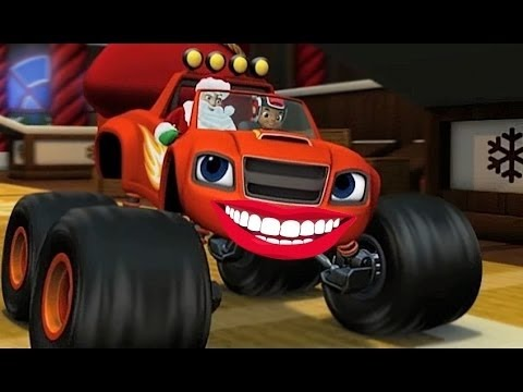 Blaze and the monster machines english episodes monster for Blaze episodi