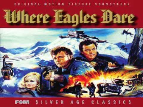 Main Title - Ron Goodwin - Where Eagles Dare Original Soundtrack mp3