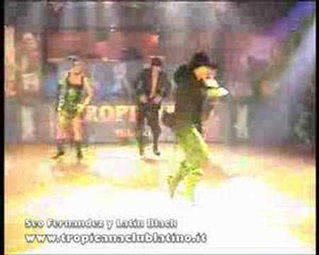 Tropicana Club Latino Milano - Show Latin Black