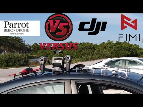 Dji Mavic Mini Vs Parrot Bebop 2 Best Quadcopter