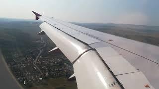 Aterizare Aeroport Cluj Wizzair