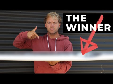 THIS IS THE GREATEST SURFBOARD YOU CAN BUY IN 2021 | #3