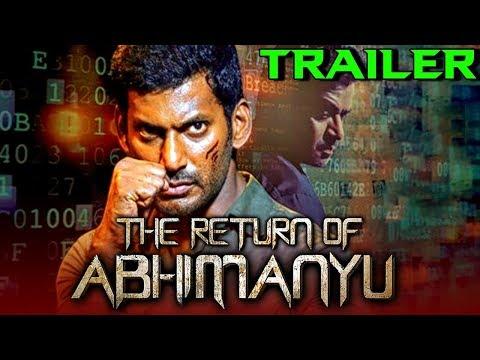 The Return Of Abhimanyu (Irumbu Thirai) 2019 Official Hindi Dubbed Trailer   Vishal, Samantha, Arjun