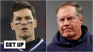 The Patriots are shocked Tom Brady is leaving - Mike Reiss | Get Up