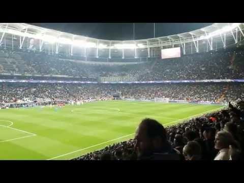 Beşiktaş - Napoli 112.Yıl Marşı GuRuRLaN