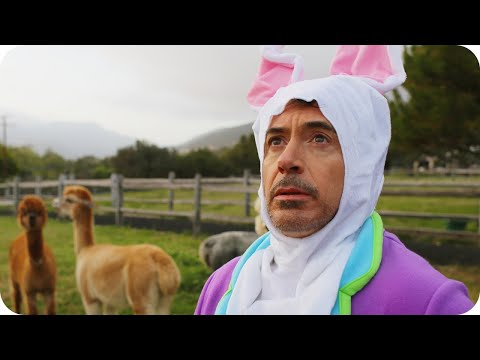 Robert Downey Jr.'s Easter Costume Party