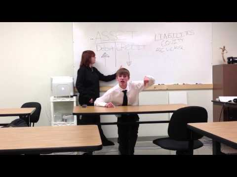 Debit and Credit Rap 2014 - Accounting I - St Paul, NE
