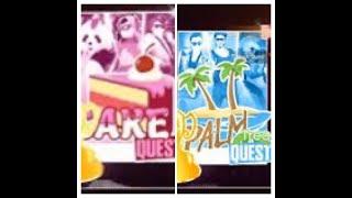 Just Dance® 2016 - Dance Quest - CAKE QUEST & PALM TREE QUEST