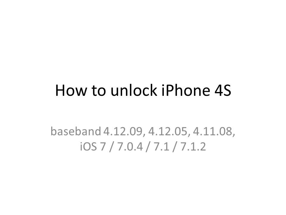 Iphone 4 baseband 04. 12 09 unlock cydia softozprosoft.