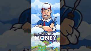 ?Skyscraper Money: Pocket Tower Builder Idle Game