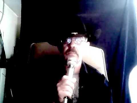 WHY ME LORD, Singer Gary Rigney, karaoke, gospel avi