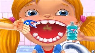 Diş El Ayak Bakım Günü #Çizgifilm Tadında Yeni Oyun