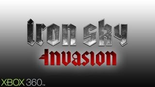 Iron Sky: Invasion Gameplay (XBOX 360 HD)