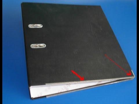 Пресс для установки металлических уголков на папки YZ 968