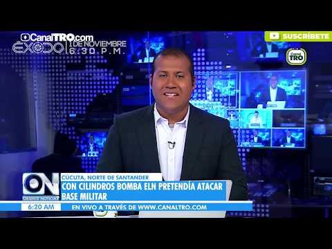 Oriente Noticias primera emisión 31 de Octubre