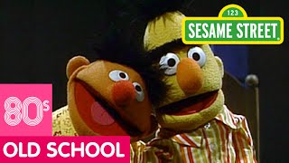 Sesame Street: Bert And Ernie Share What They Like