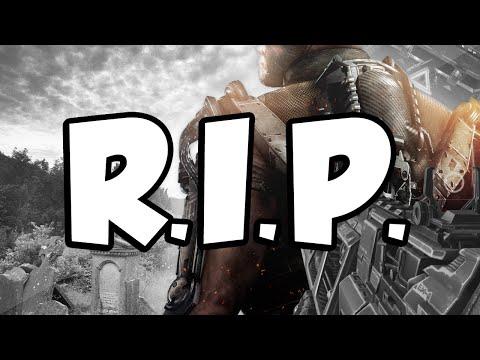 RIP Advanced Warfare...