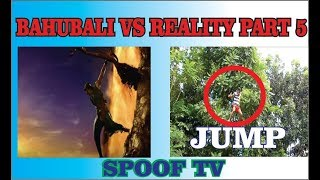 BAHUBALI VS REALITY || PART 5 || EXPECTATION VS REALITY || SPOOF TV STYLE ||BY SPOOF TV