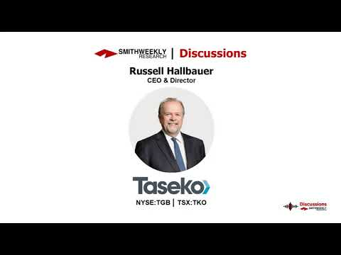 Discussion with Russell Hallbauer  |  Taseko Mines