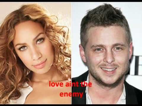Leona Lewis feat. One Republic - Lost then found HD with Lyrics