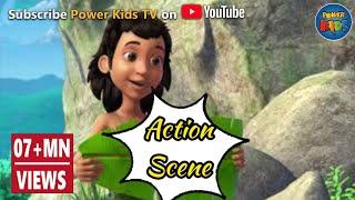 El libro de la selva hindi dibujos animados para los niños kahaniya acción de compilación