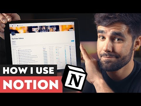 The Most Powerful Productivity App I Use - Notion