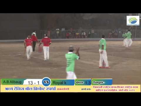 Royal Kalambavli Vs Ab Alibaug | Jivdani Sports