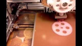 Stampante 3Drag - Primi Esperimenti