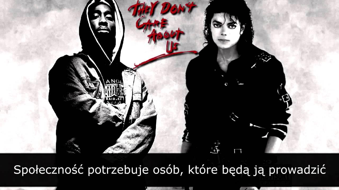 Michael Jackson Ft 2Pac Illuminati Don T Care About Us [NAPISY PL