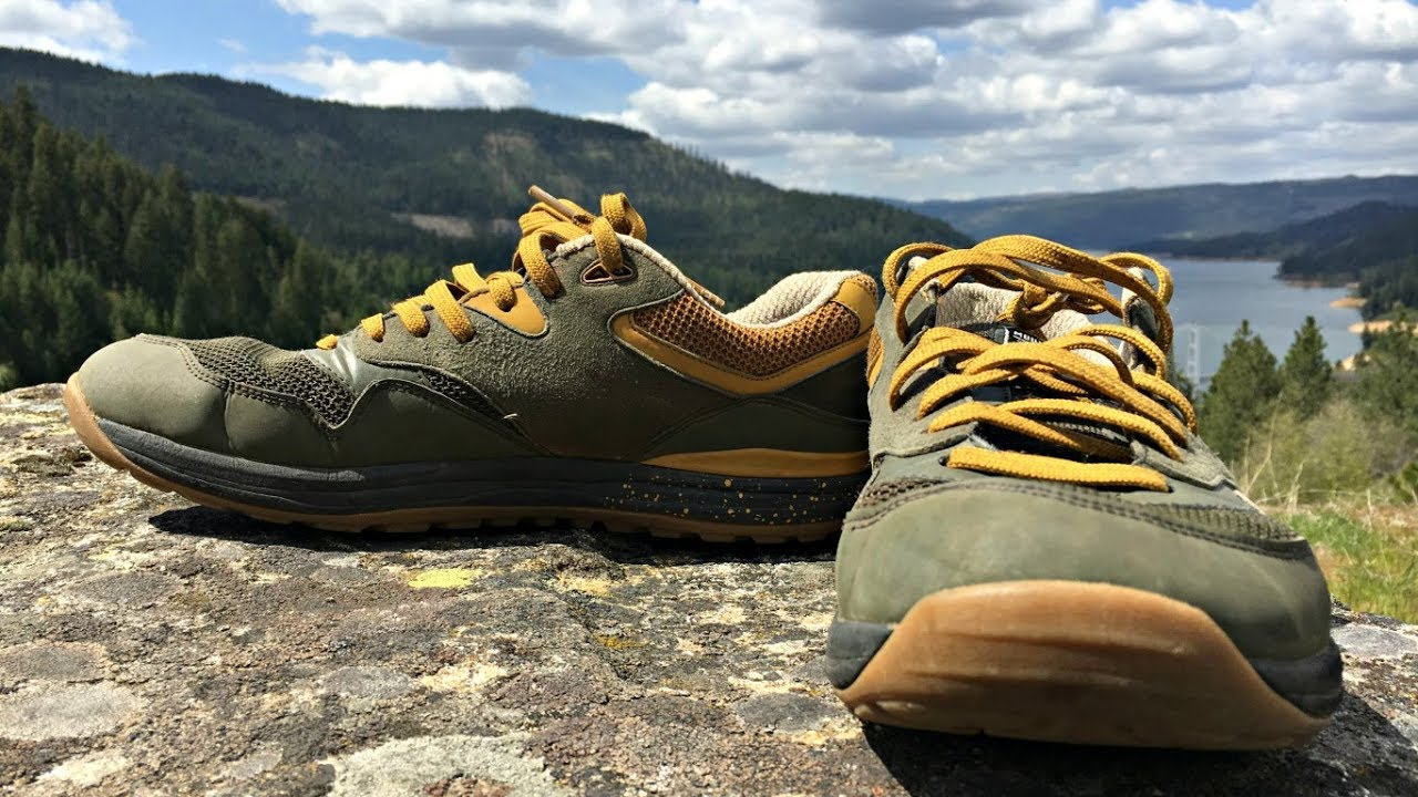 Trailhead Shoes: By Lems - YouTube