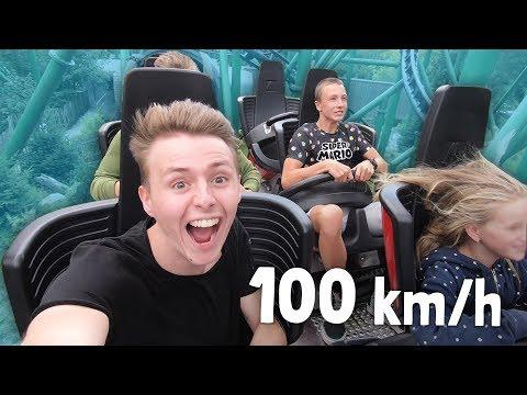 NEJRYCHLEJŠÍ HORSKÁ DRÁHA V EVROPĚ - 100 km/h! 🔥