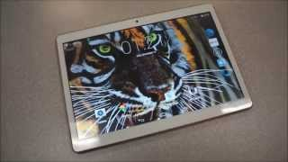 """China 9.7"""" tablet Octa Core (really 5 core) MTK6592 Samsung Tab copy (review)"""