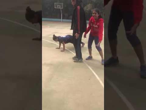 Kamala Nehru College Basketball 2016-17