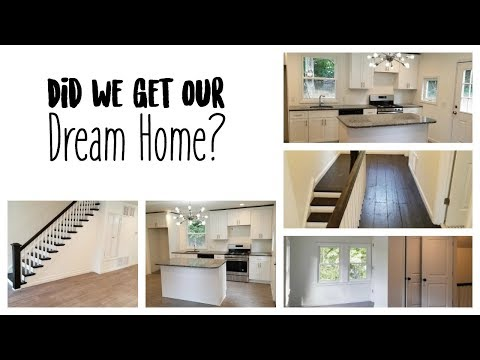 Did We Get Our Dream Home?    We Have The Answer.