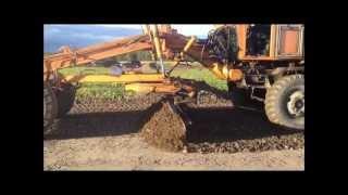 видео георешетка для укрепления склонов в Москве