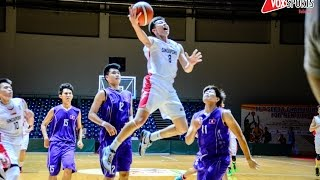 Southeast Asia Basketball Championship 2015 - Team Singapore