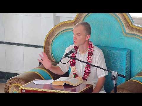 Бхагавад Гита 2.41 - Двиджа Говинда прабху