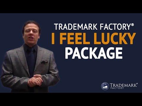 Trademark Factory's I Feel Lucky Package | Trademark Factory® FAQ