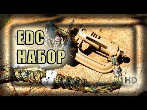 Мой EDC набор/Ключи