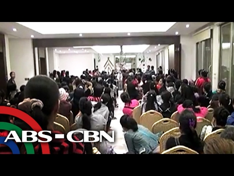 Bandila: Manpower agencies, umalma sa moratorium sa household workers sa Kuwait
