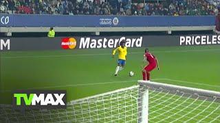 Copa América: Brasil venció 2-1 a Perú