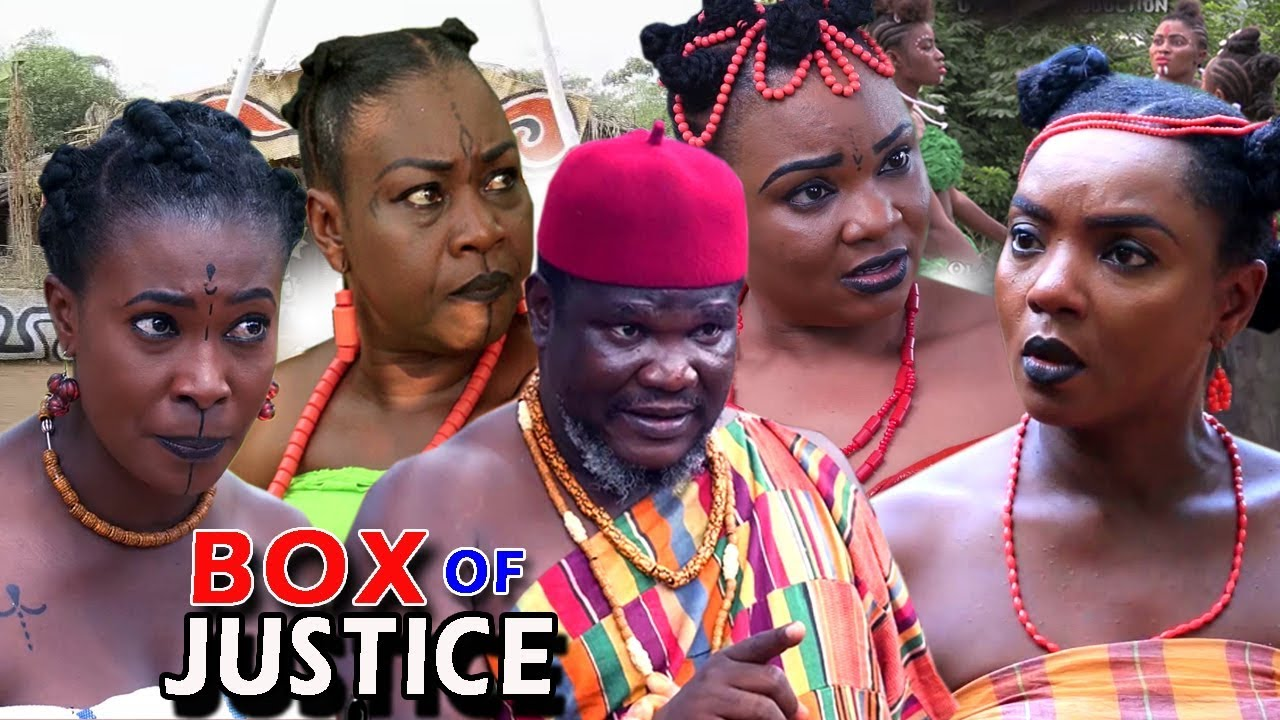 Download BOX OF JUSTICE SEASON 3&4 (UGEZU J UGEZU) 2019 LATEST NIGERIAN NOLLYWOOD MOVIE