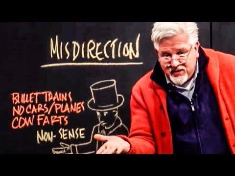 Glenn Beck Unleashes Insane AOC Conspiracy Theory